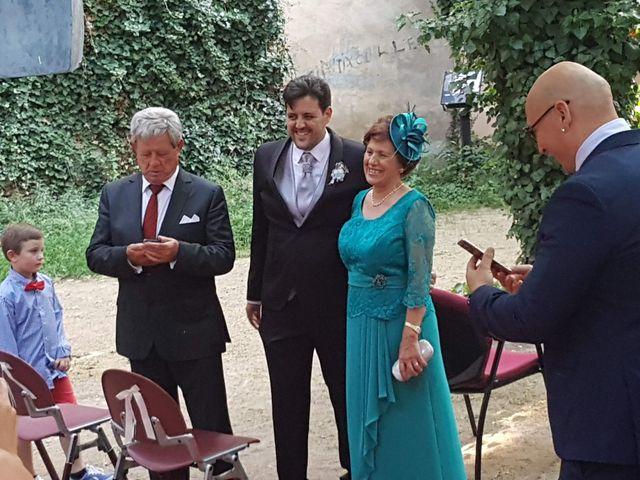 La boda de Ángel y Silvia en Almansa, Albacete 2