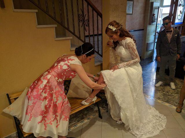 La boda de Ángel y Silvia en Almansa, Albacete 3