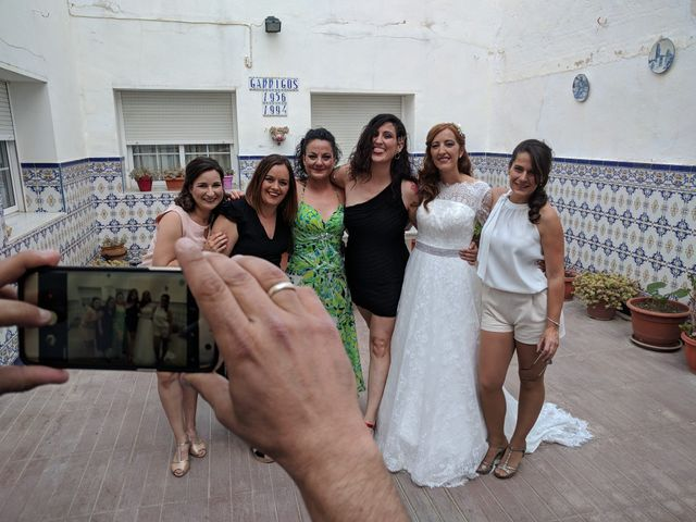 La boda de Ángel y Silvia en Almansa, Albacete 4