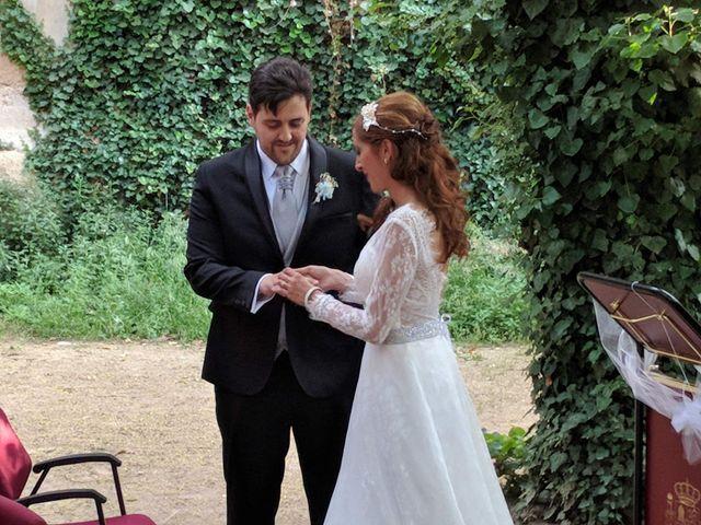 La boda de Ángel y Silvia en Almansa, Albacete 5