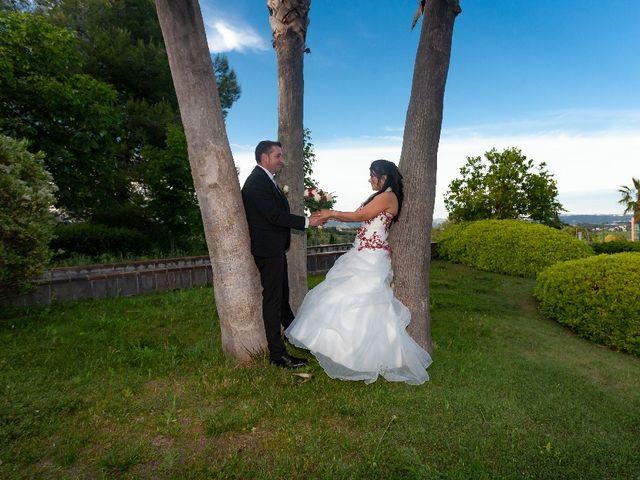 La boda de Frenando  y Nancy   en Martorell, Barcelona 2