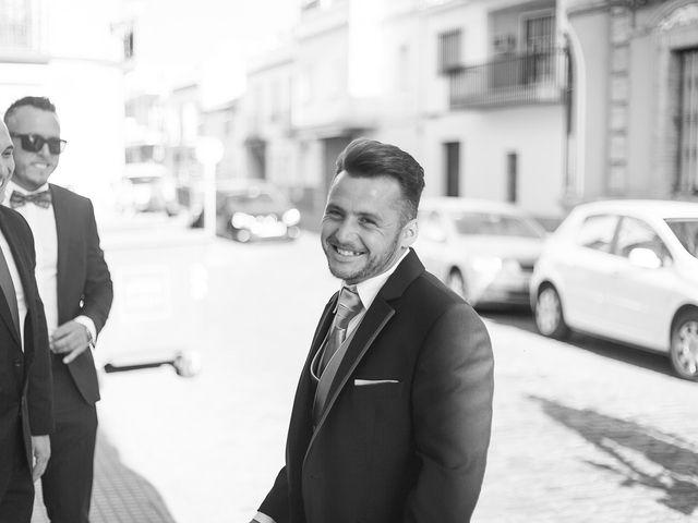 La boda de Manolin y Maria en Lora Del Rio, Sevilla 7