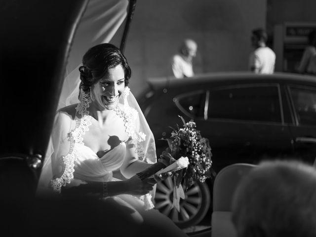 La boda de Manolin y Maria en Lora Del Rio, Sevilla 8