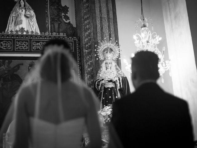 La boda de Manolin y Maria en Lora Del Rio, Sevilla 9
