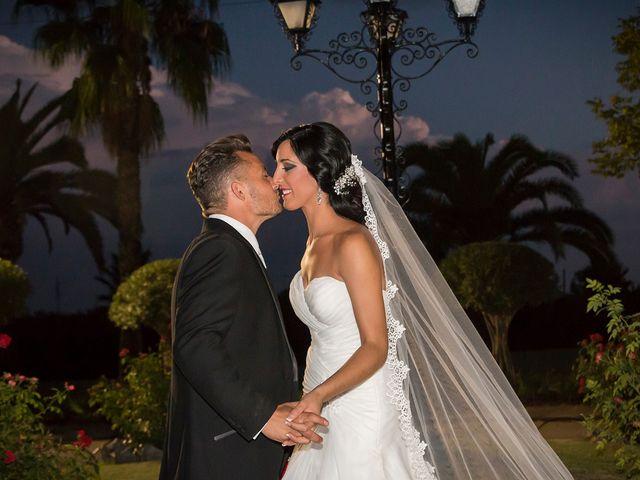 La boda de Manolin y Maria en Lora Del Rio, Sevilla 16
