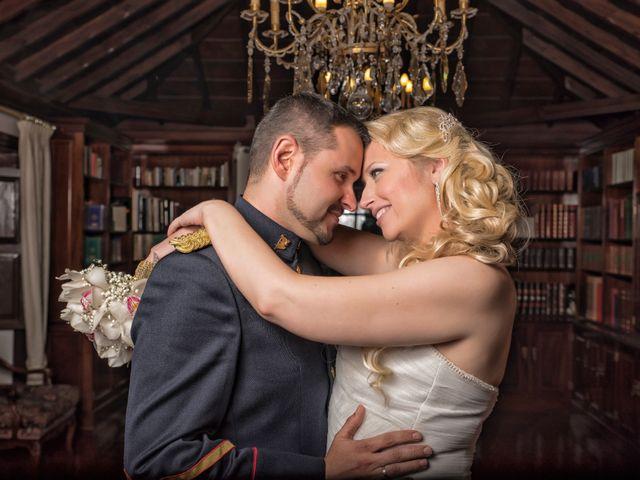 La boda de Aneta y Fran