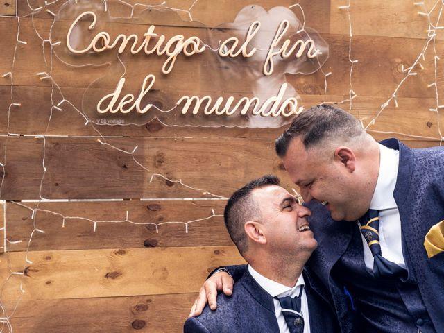 La boda de Javi  y Jose
