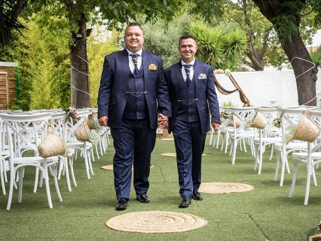 La boda de Jose  y Javi  en Dos Hermanas, Sevilla 1