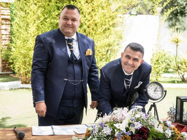 La boda de Jose  y Javi  en Dos Hermanas, Sevilla 2
