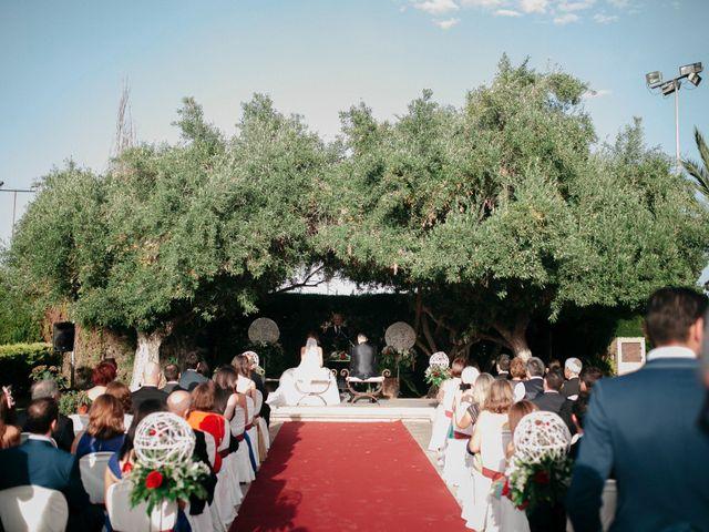 La boda de Sergio y María en El Puig, Barcelona 12