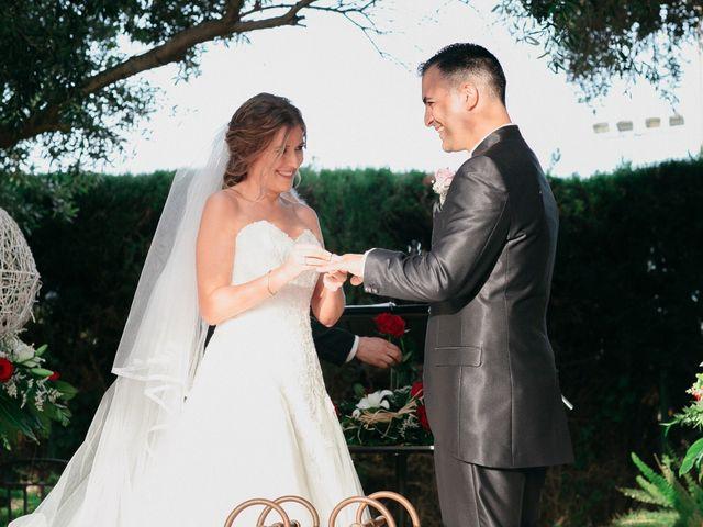 La boda de Sergio y María en El Puig, Barcelona 18