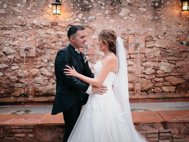 La boda de Sergio y María en El Puig, Barcelona 22