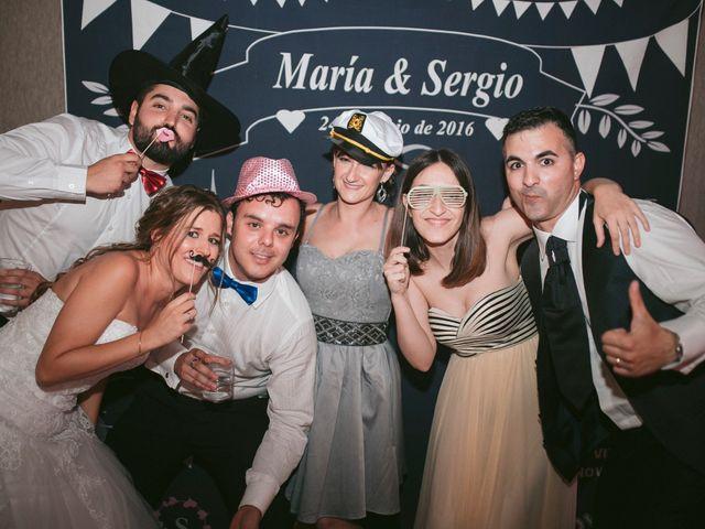 La boda de Sergio y María en El Puig, Barcelona 31