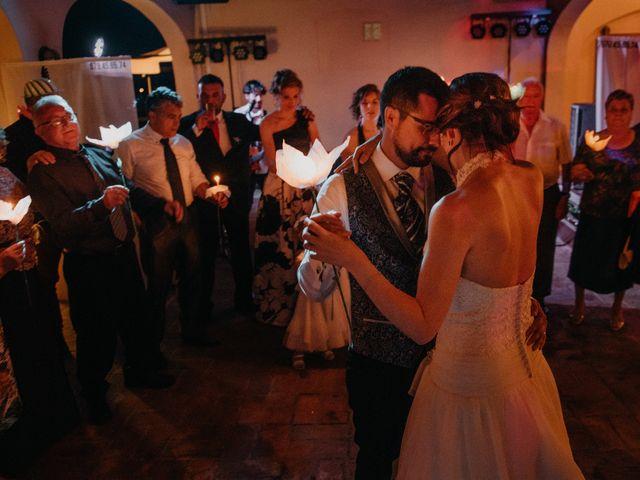 La boda de Javi y Sonia en Bellpuig, Lleida 22