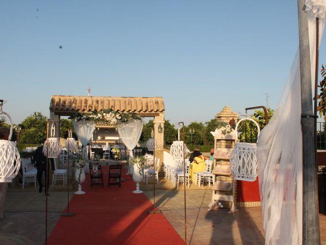 La boda de Jose y Laura en Arahal, Sevilla 2