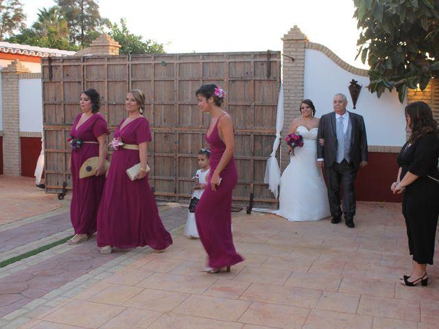 La boda de Jose y Laura en Arahal, Sevilla 4