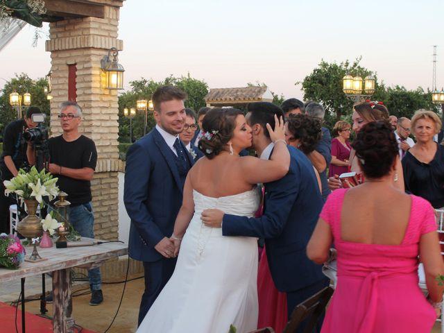 La boda de Jose y Laura en Arahal, Sevilla 6