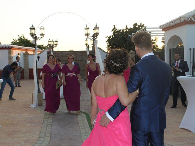 La boda de Jose y Laura en Arahal, Sevilla 12