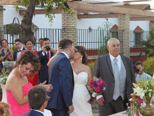 La boda de Jose y Laura en Arahal, Sevilla 1