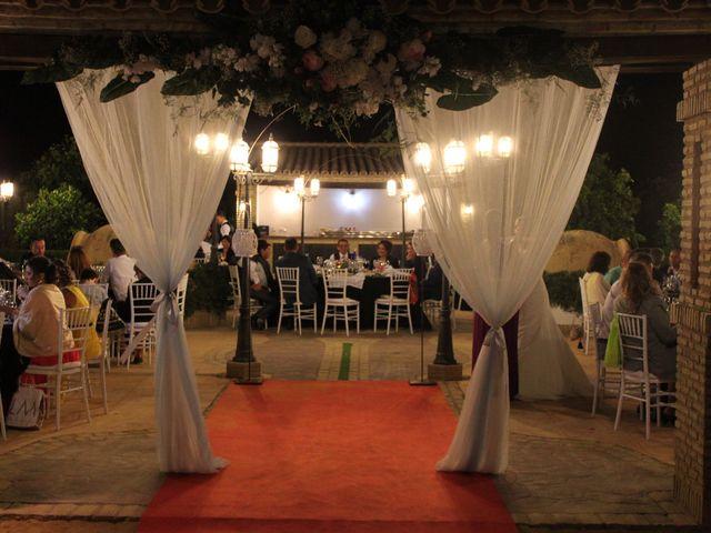 La boda de Jose y Laura en Arahal, Sevilla 18