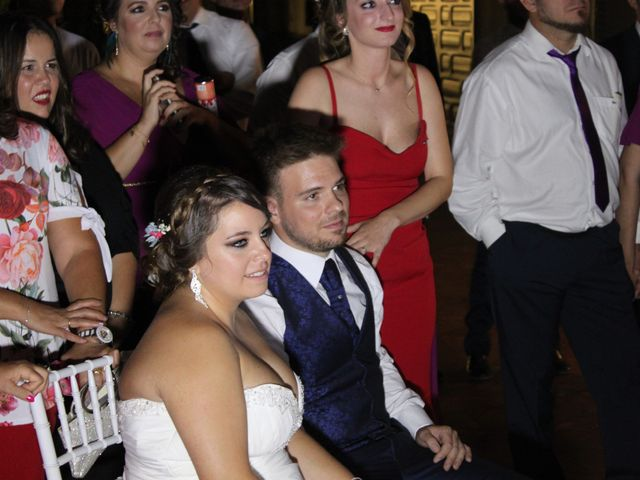 La boda de Jose y Laura en Arahal, Sevilla 21