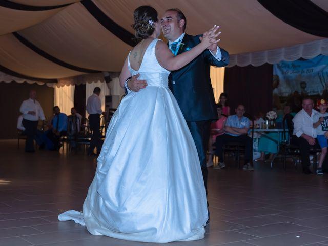 La boda de Rubén y Nerea en Madridejos, Toledo 4