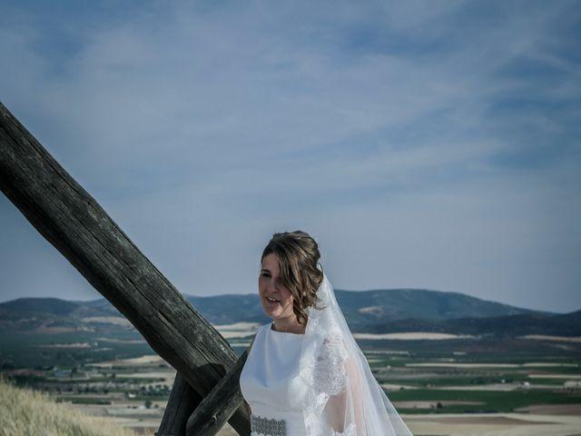 La boda de Rubén y Nerea en Madridejos, Toledo 8