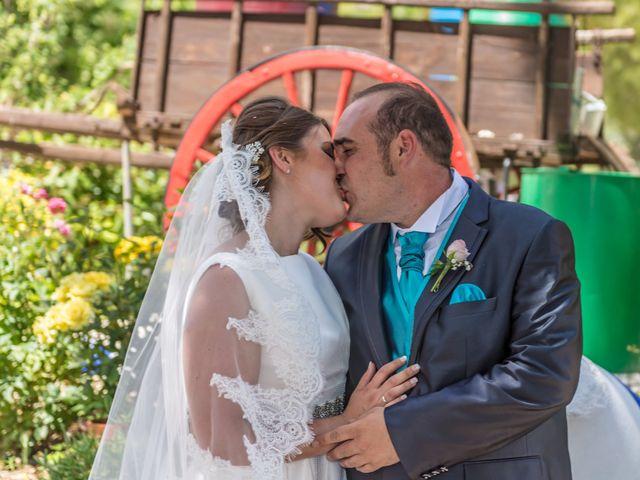 La boda de Rubén y Nerea en Madridejos, Toledo 18