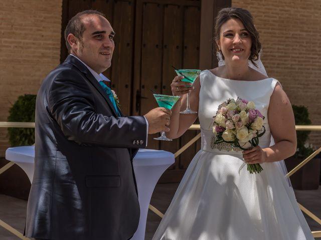 La boda de Rubén y Nerea en Madridejos, Toledo 19