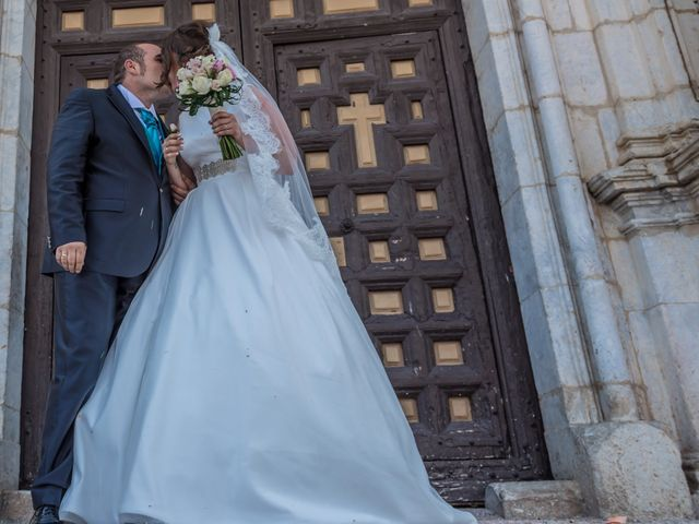 La boda de Rubén y Nerea en Madridejos, Toledo 20