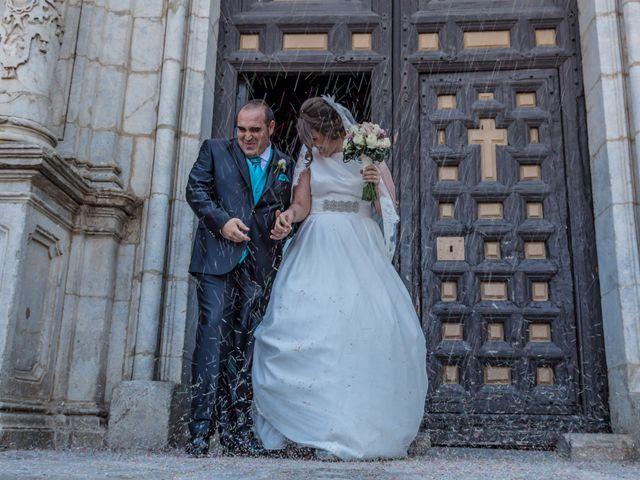 La boda de Rubén y Nerea en Madridejos, Toledo 21