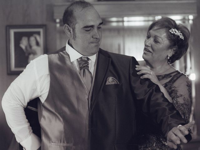 La boda de Rubén y Nerea en Madridejos, Toledo 29