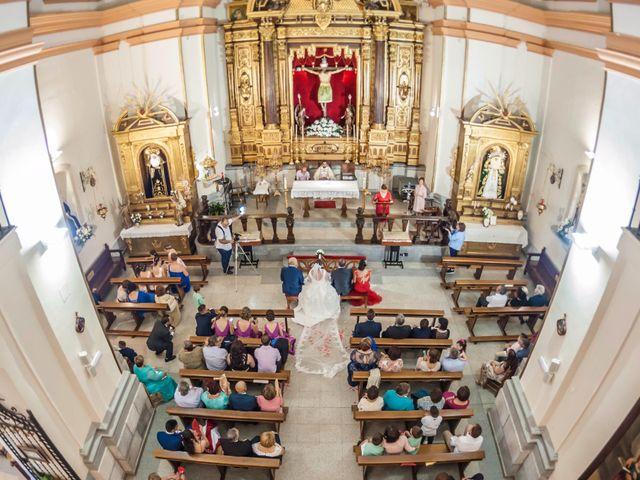 La boda de Rubén y Nerea en Madridejos, Toledo 34