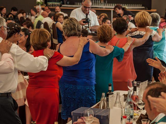 La boda de Rubén y Nerea en Madridejos, Toledo 35