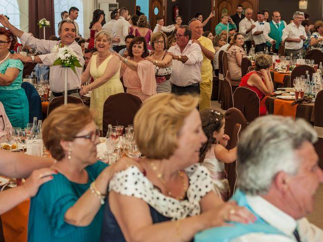 La boda de Rubén y Nerea en Madridejos, Toledo 36