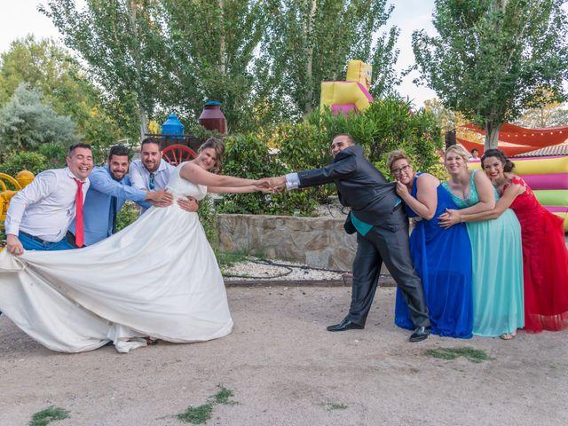 La boda de Rubén y Nerea en Madridejos, Toledo 41