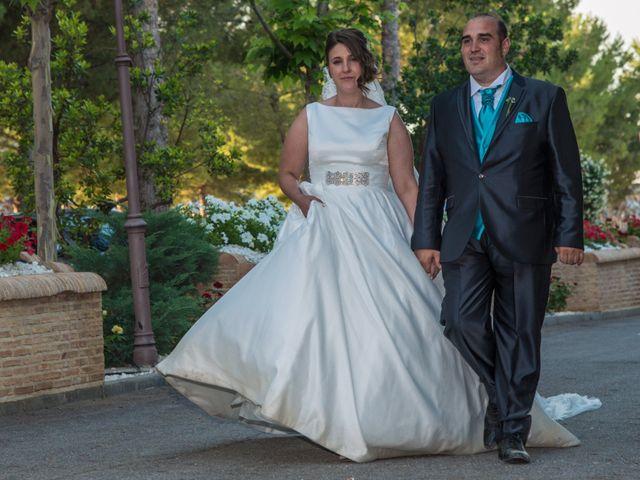 La boda de Rubén y Nerea en Madridejos, Toledo 42