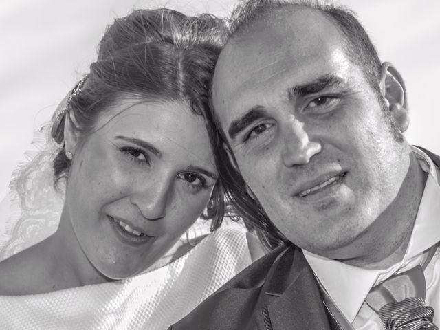 La boda de Rubén y Nerea en Madridejos, Toledo 1