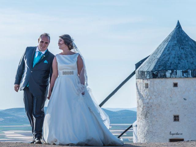 La boda de Rubén y Nerea en Madridejos, Toledo 2