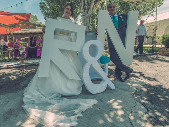 La boda de Rubén y Nerea en Madridejos, Toledo 48