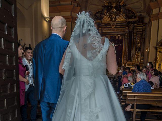 La boda de Rubén y Nerea en Madridejos, Toledo 52