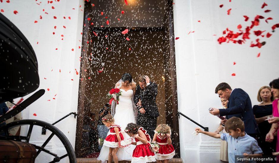 La boda de Manolin y Maria en Lora Del Rio, Sevilla