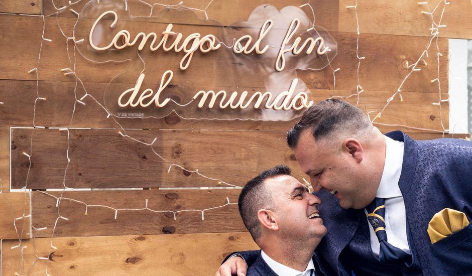 La boda de Jose  y Javi  en Dos Hermanas, Sevilla