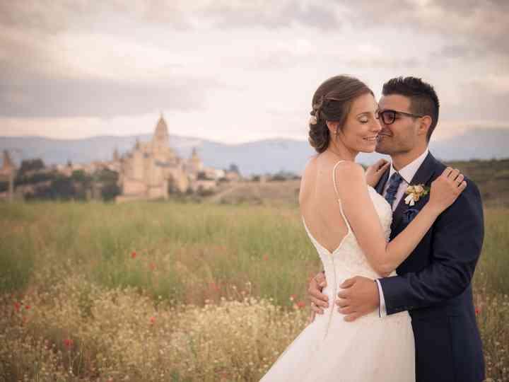 La boda de Marta y Aitor