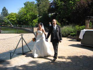 La boda de Raúl y Cristina