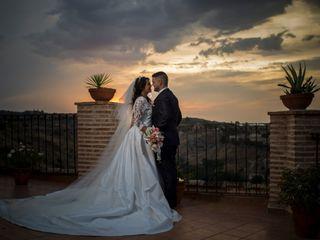 La boda de Paola y Nathaniel