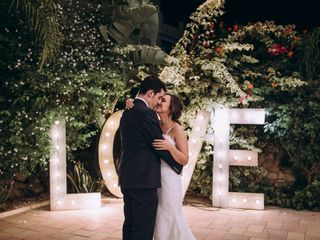 La boda de Noemi y Daniel