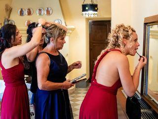 La boda de Alan y Carla 2