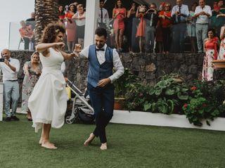 La boda de Fabiola y Emilio