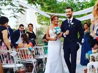 La boda de Borja  y Araceli 1